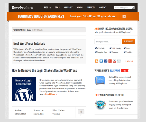 wordpress website development tutorial