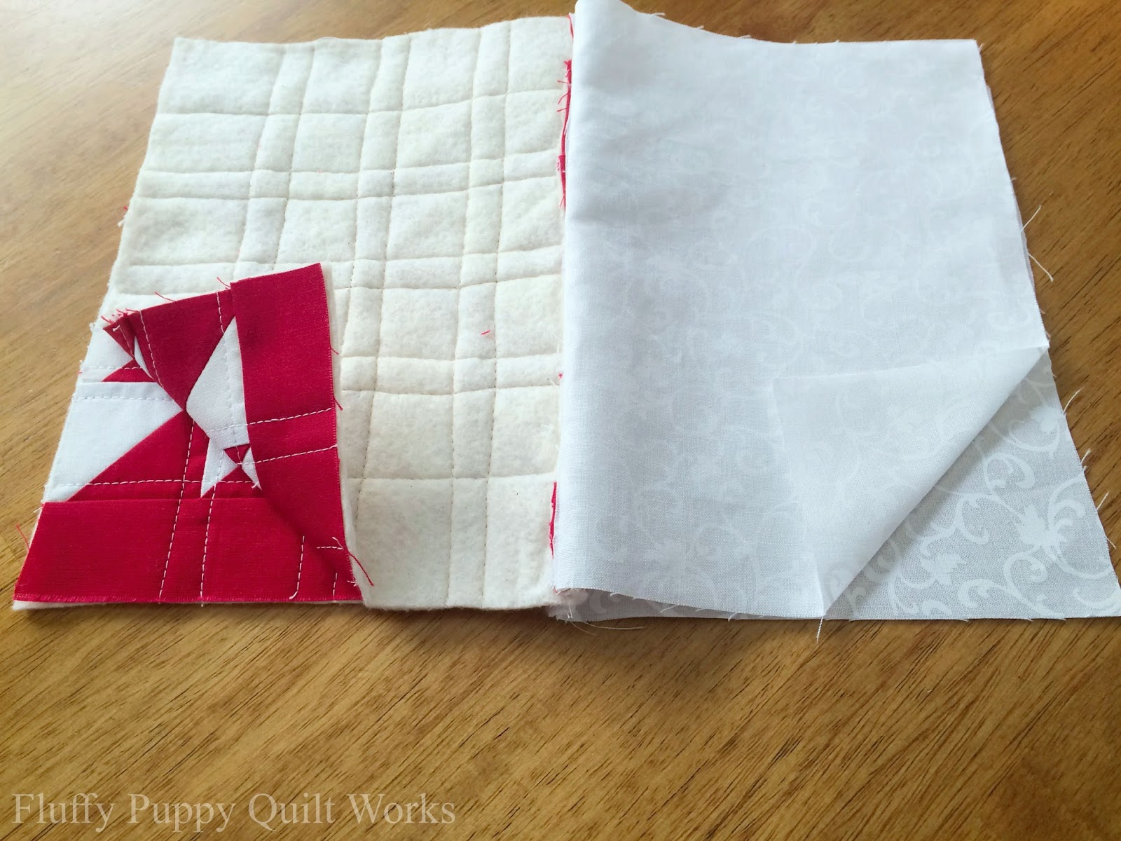 quilted zipper pouch tutorial