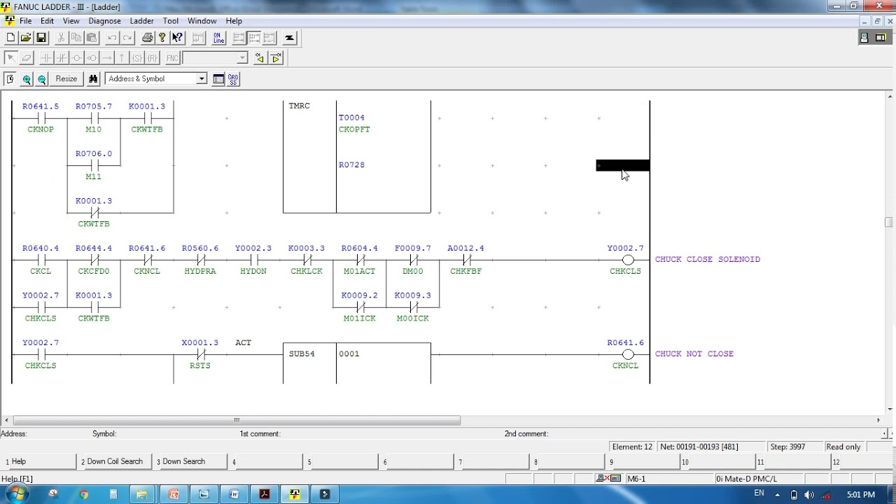 plc ladder logic tutorial