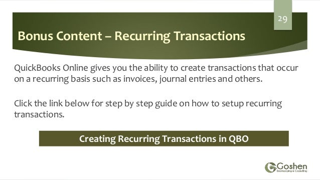 quickbooks online accounts payable tutorial