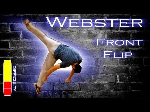 front flip tutorial video download