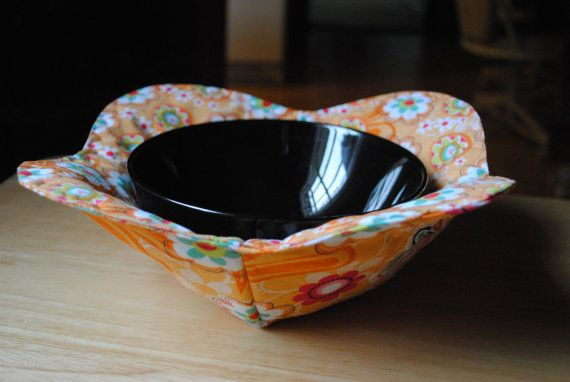 microwave bowl holder tutorial