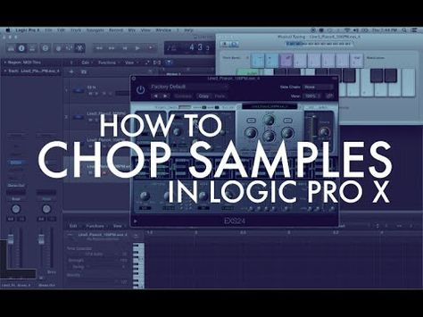 logic pro tutorial youtube