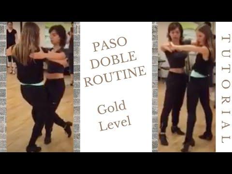 jazz dance routine tutorial
