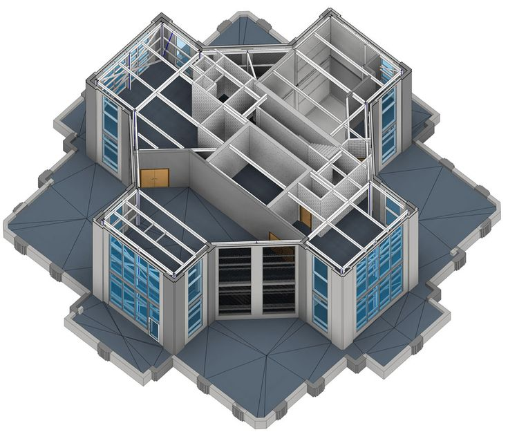 autocad 3d house modeling tutorial pdf