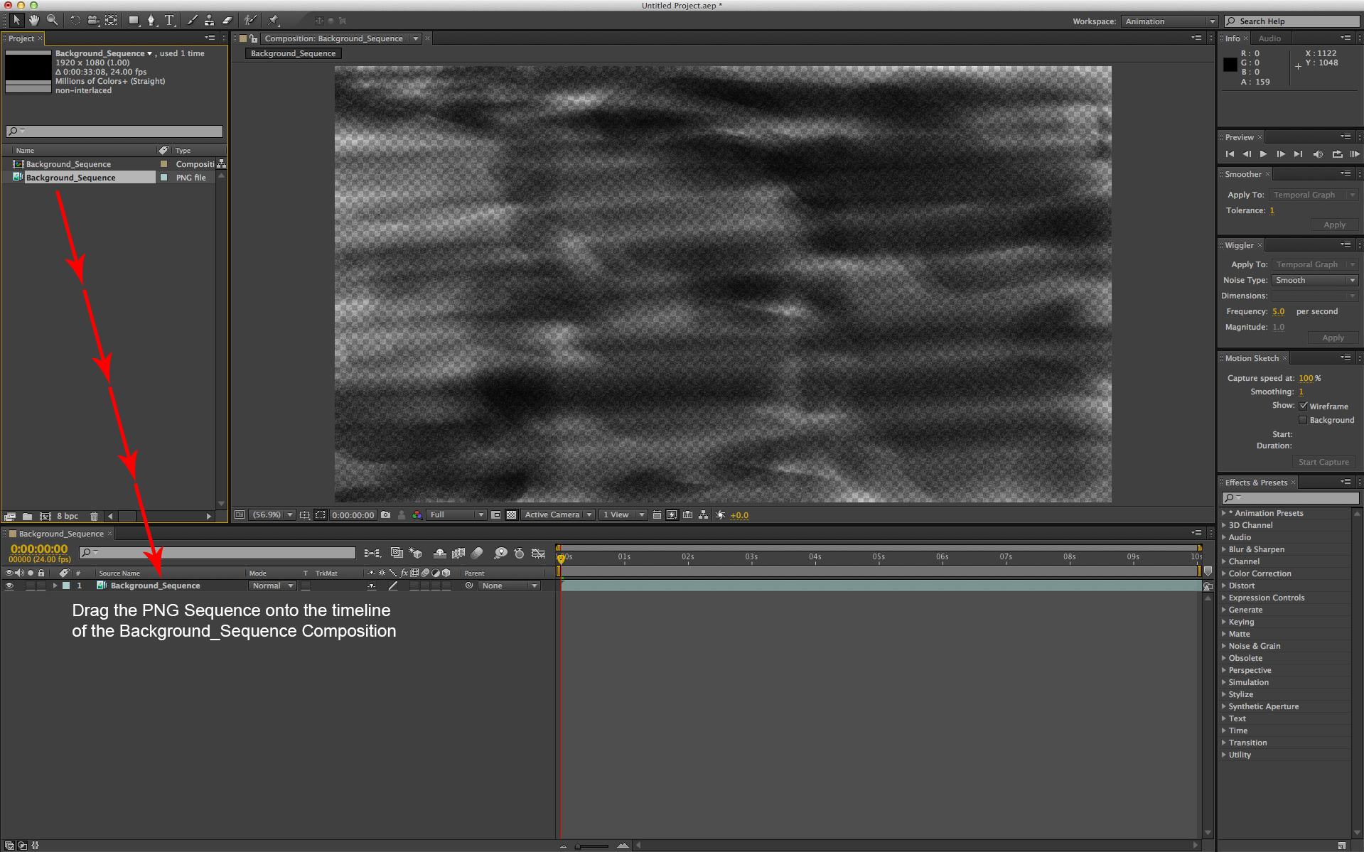 photoshop timeline animation tutorial