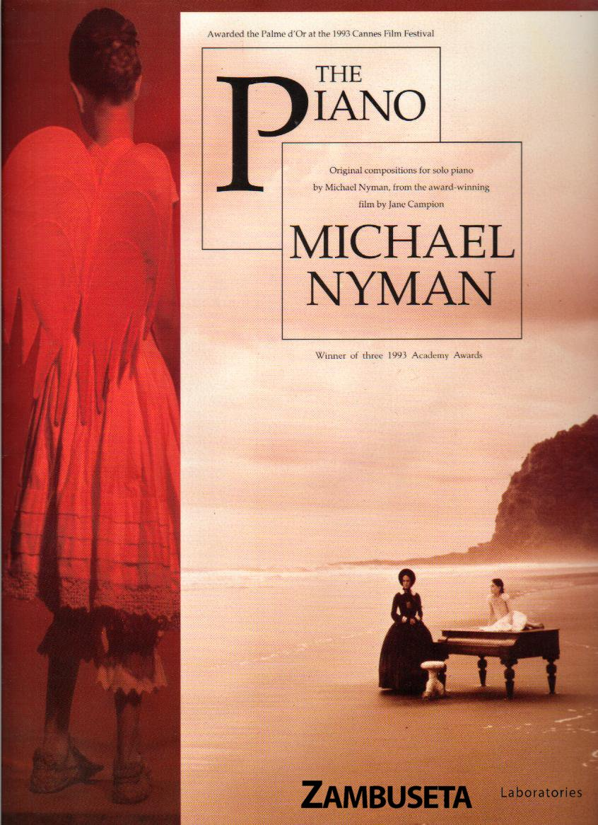 michael nyman the heart asks pleasure first piano tutorial