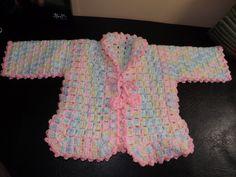 crochet toddler sweater tutorial