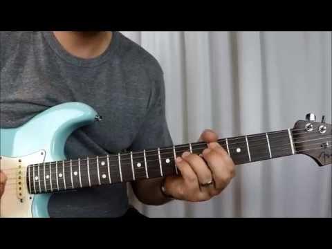 keep holding on guitar tutorial
