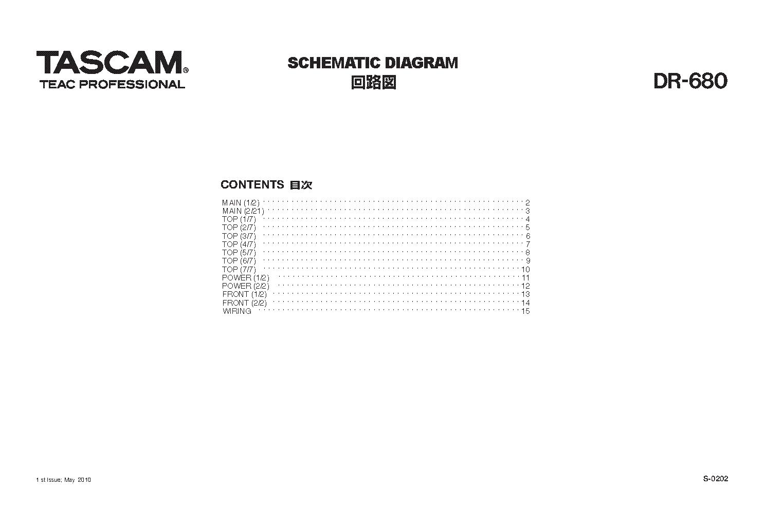 tascam dr 680 tutorial