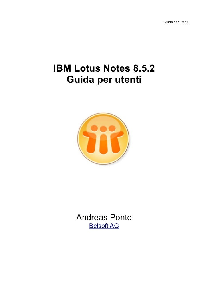 lotus notes database tutorial