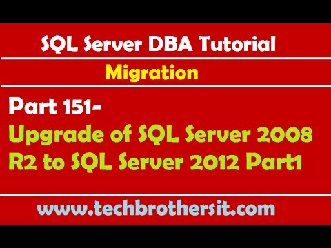 sql server 2008 video tutorial