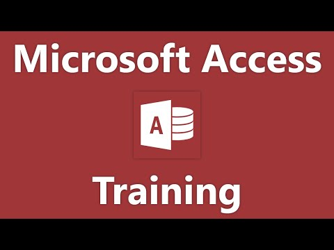 ms access 2003 tutorial