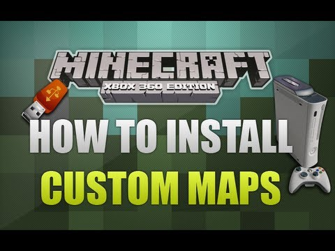 minecraft xbox 360 tutorial