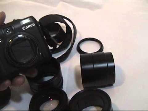 canon powershot sx50 hs digital camera tutorial