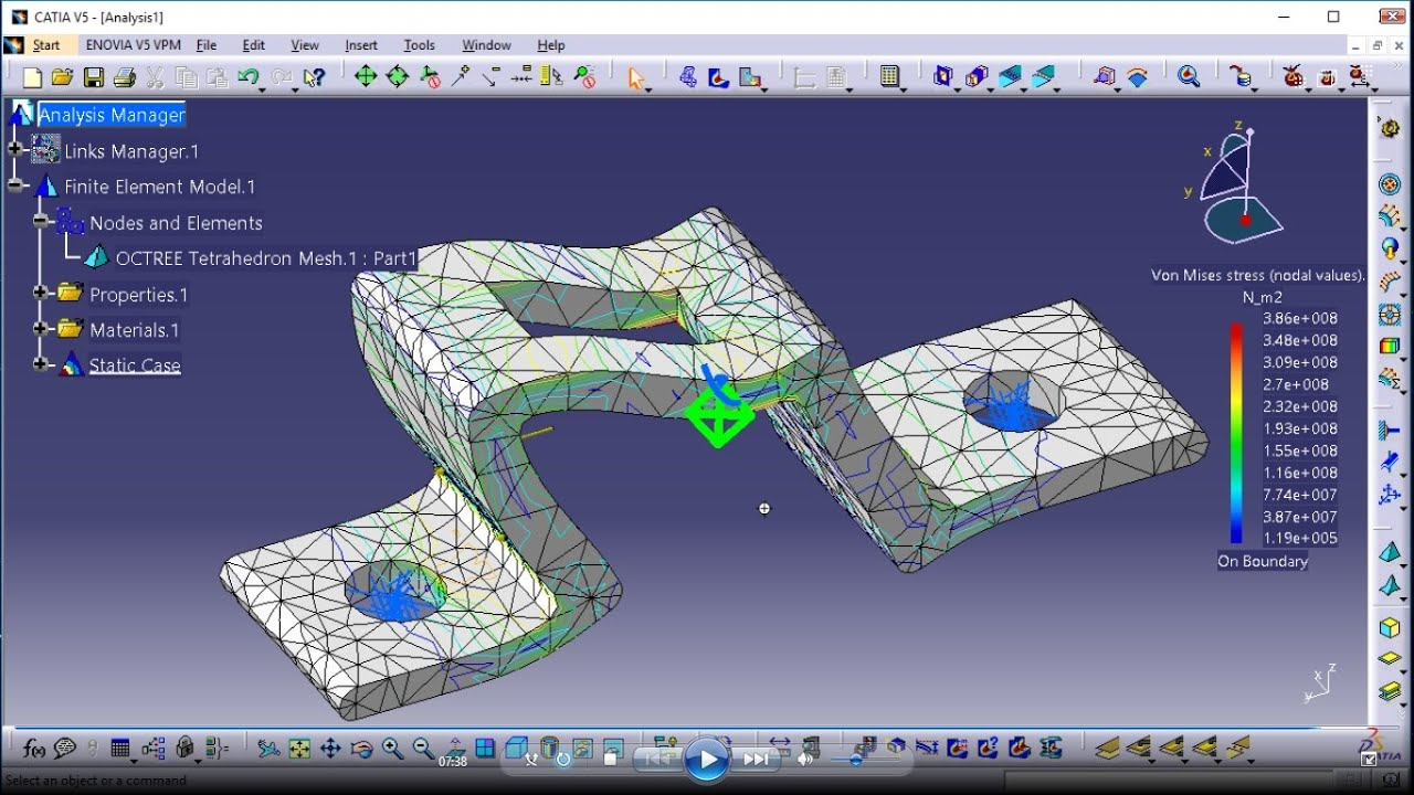 catia v5 r18 tutorial
