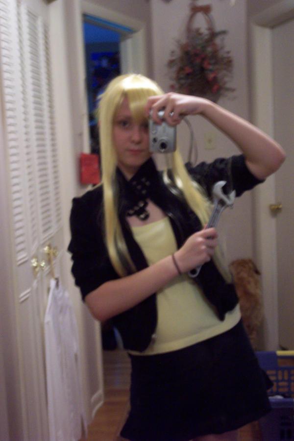 winry rockbell cosplay tutorial