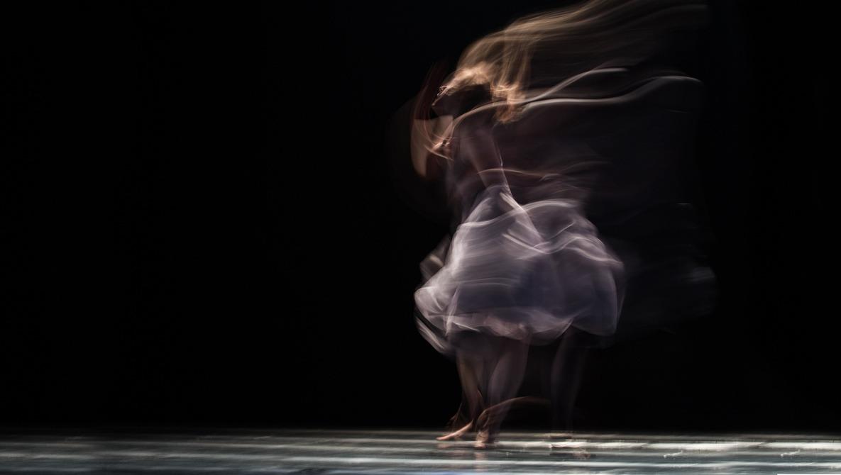 slow motion dance tutorial