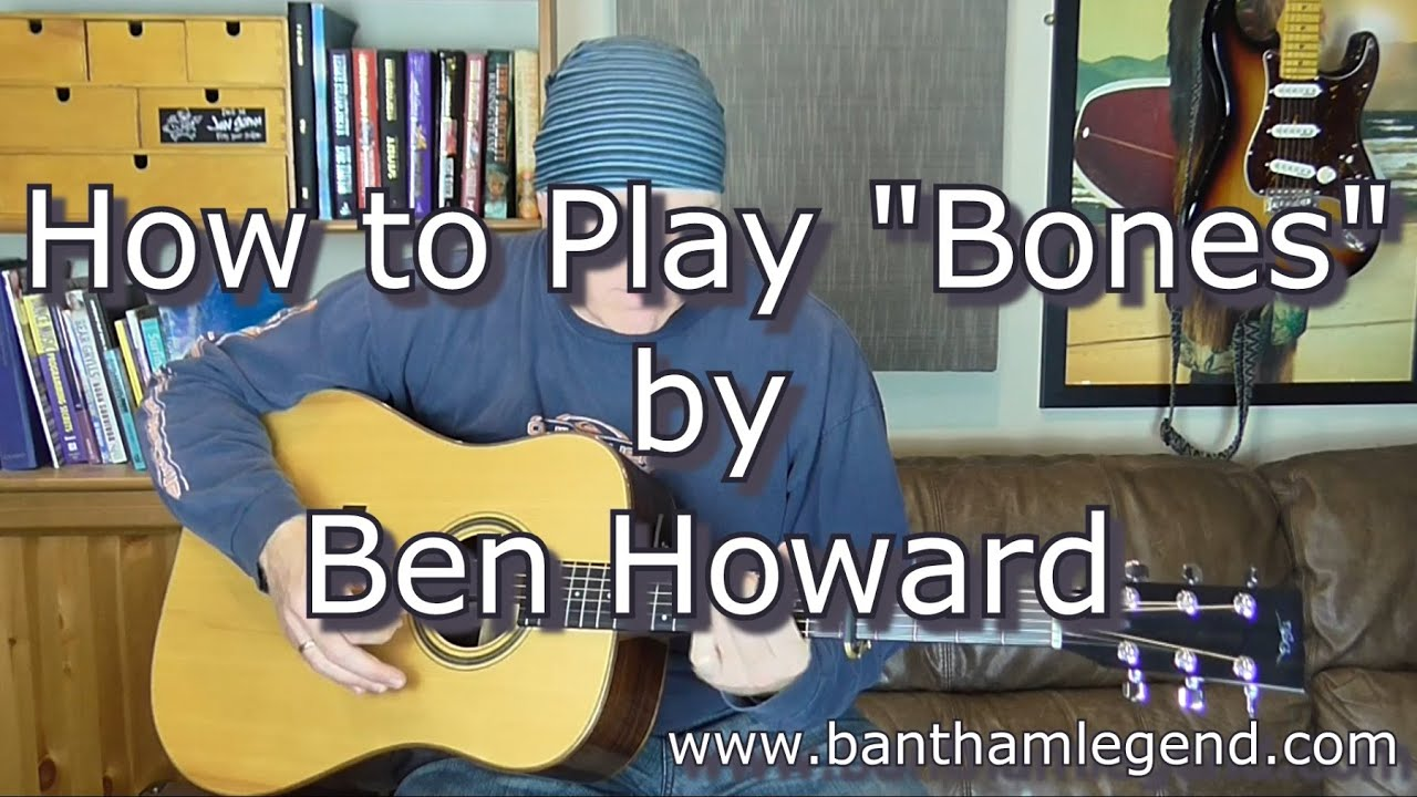 ben howard video games tutorial
