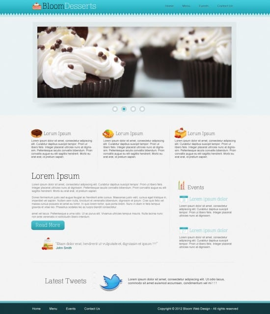 wordpress create page template tutorial