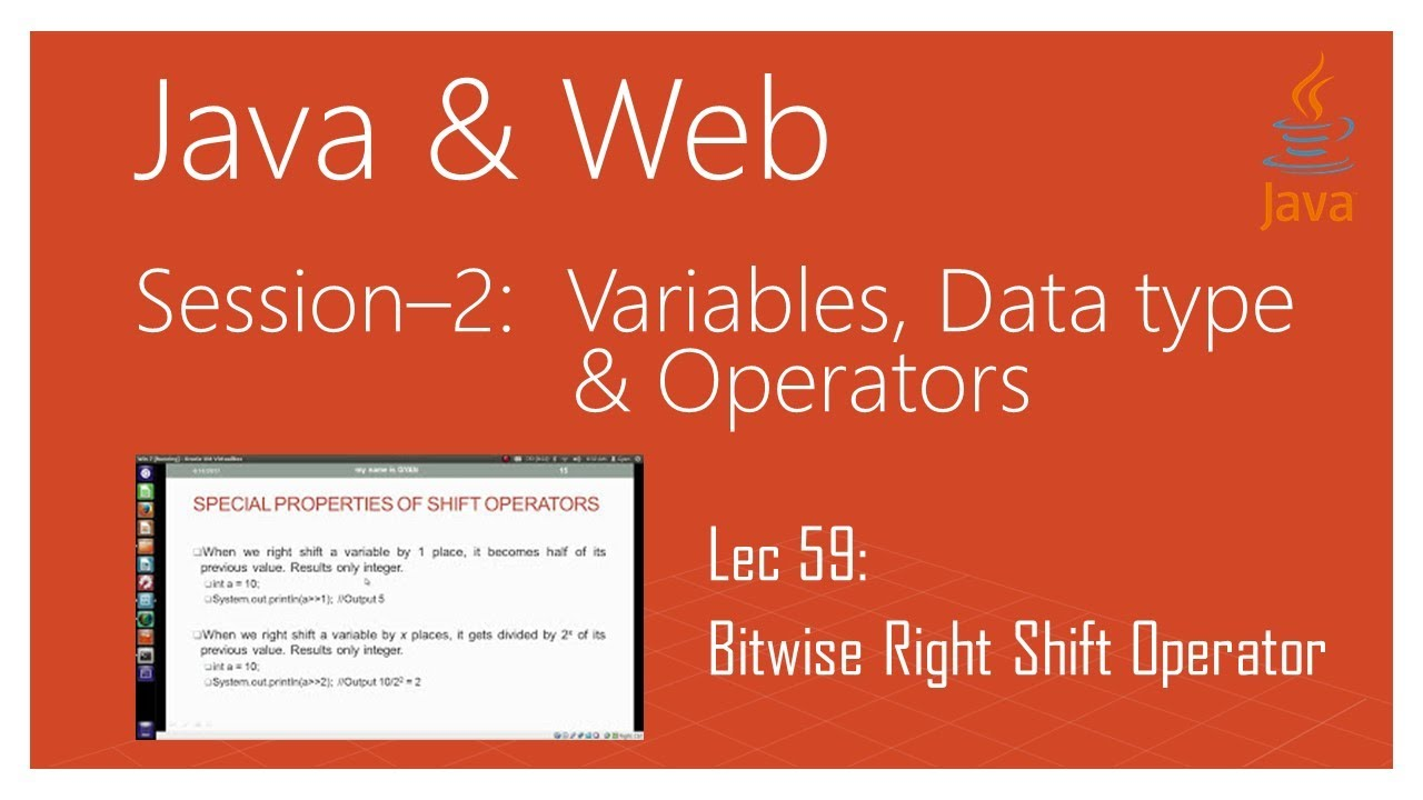 java bitwise operators tutorial