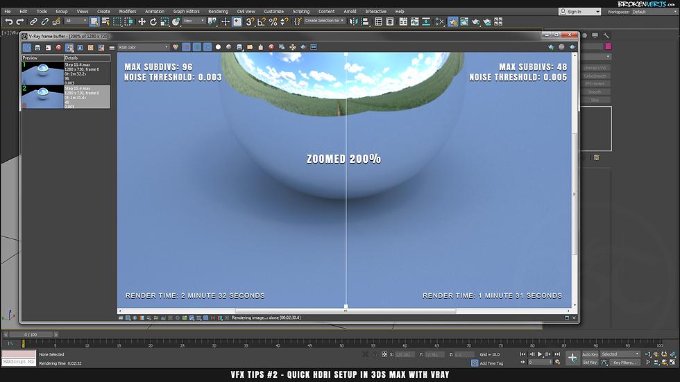 3ds max vray hdri tutorial pdf
