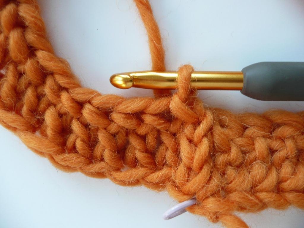foundation double crochet tutorial