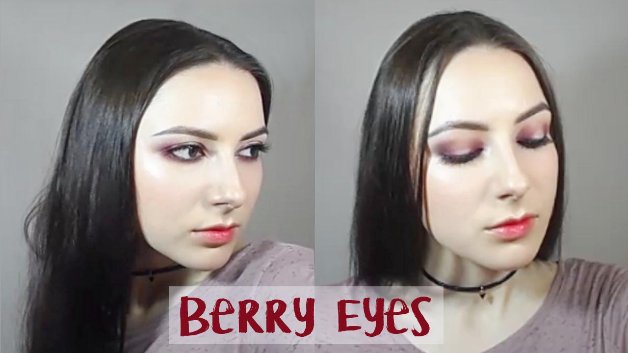 grunge eye makeup tutorial