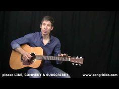 crash into me guitar tutorial