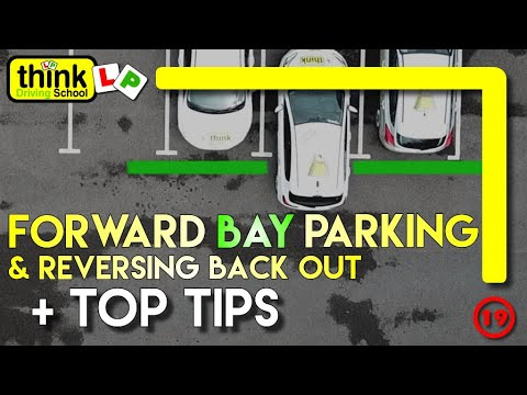 reverse angle parking tutorial