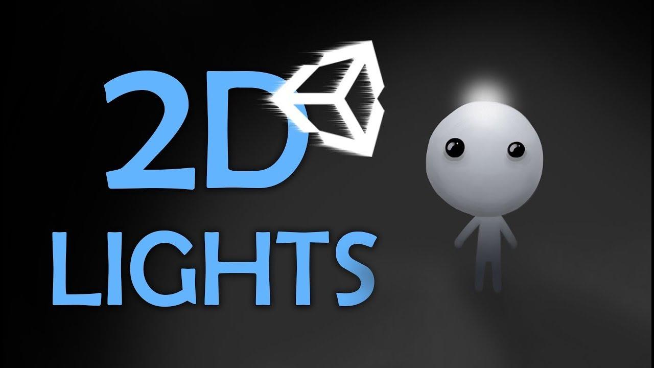 unity 2d dynamic lighting tutorial