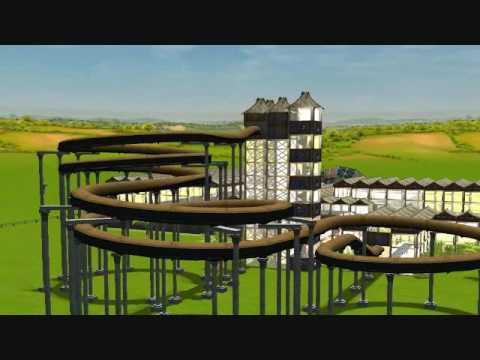 roller coaster tycoon 3 water park tutorial