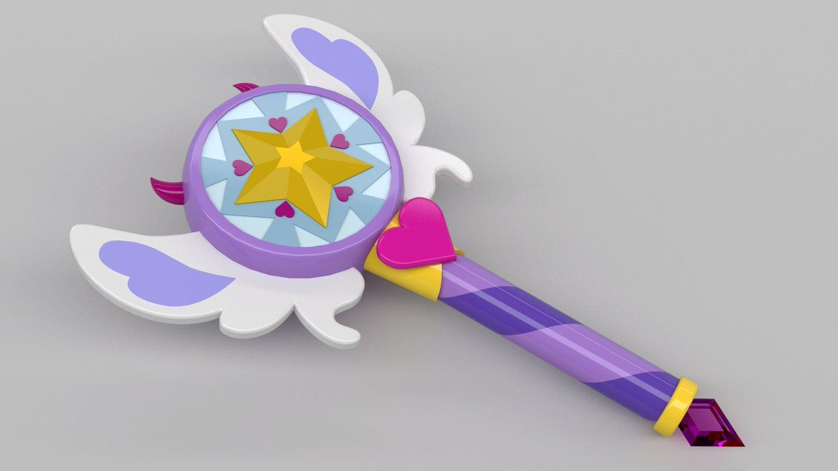 star butterfly wand tutorial