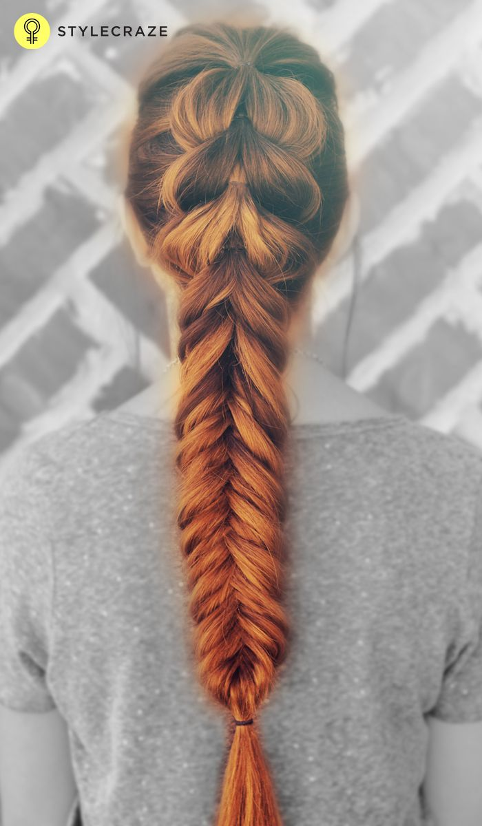 french twist tutorial long hair