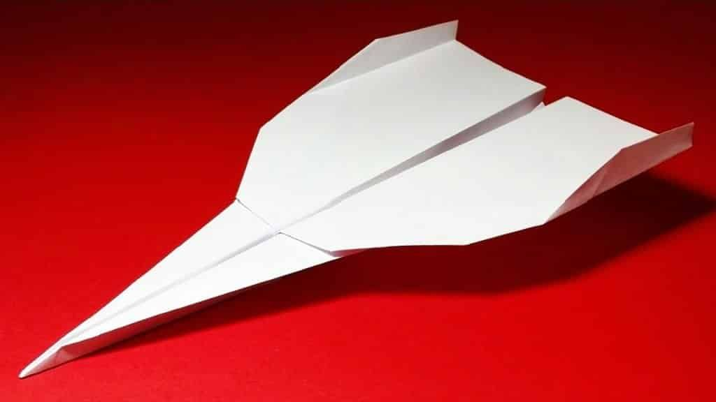 best paper plane tutorial