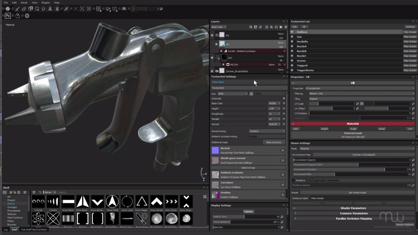 cinema 4d materials tutorial