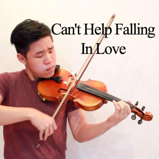 can t help falling in love violin tutorial