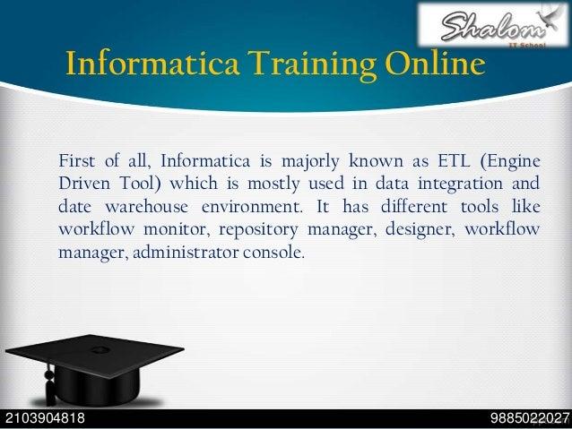 informatica data exchange tutorial
