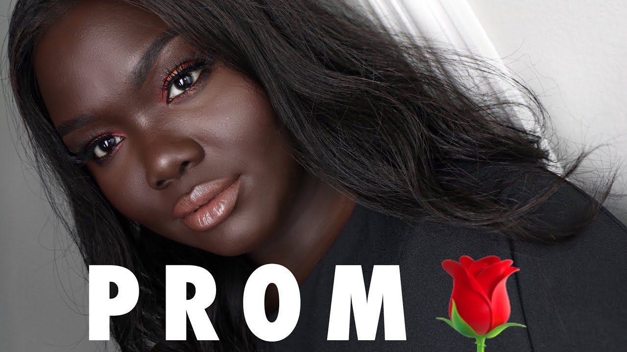 makeup tutorial for dark skin