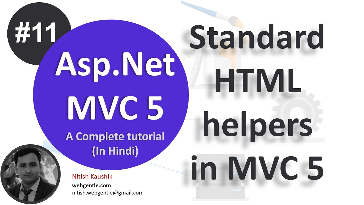 mvc 5 tutorial for beginners