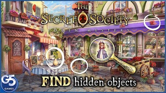 secret society hidden mystery tutorial