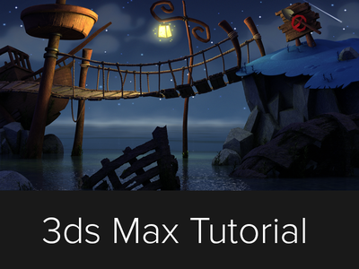 3ds max vray night scene tutorial pdf