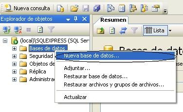 sql server express tutorial
