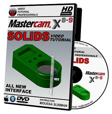 mastercam x9 beginner training tutorial pdf