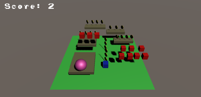 unity platform game tutorial