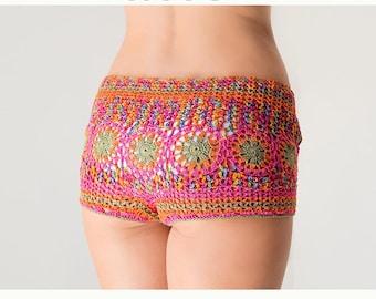 how to crochet shorts tutorial
