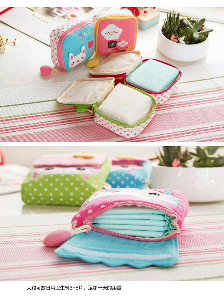 diy cloth pads tutorial