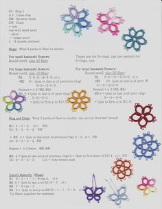 kanzashi butterfly tutorial free