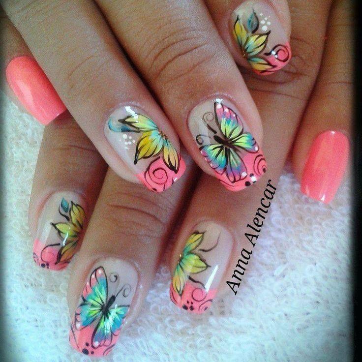 nail art tutorial 2017