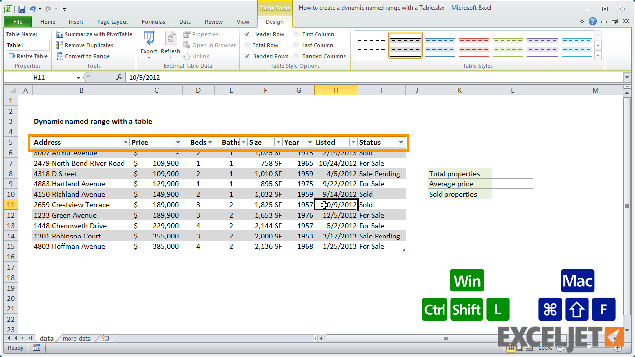 excel data cleaning tutorial